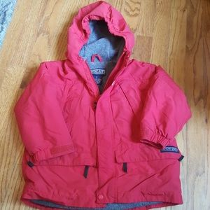 Lands' End Squall Winter Coat